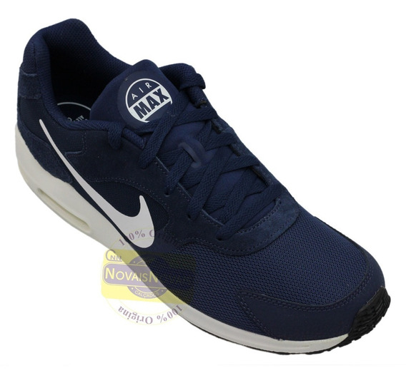 Tênis Nike Air Max Guile Masculino 100% Original Air-sole
