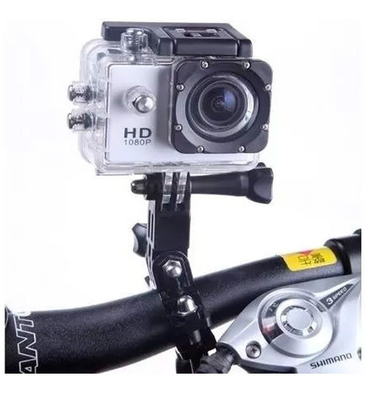 Camera Filmadora Prova Agua Sportcam Sport Full Hd Hero Hdm