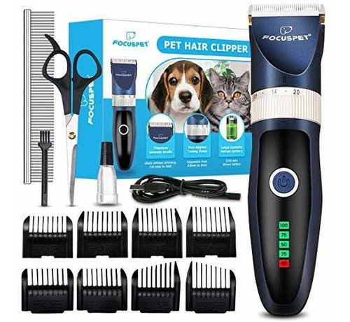 Focuspet Pet Grooming Clippers 3speed Rrprofessional Pet Cli