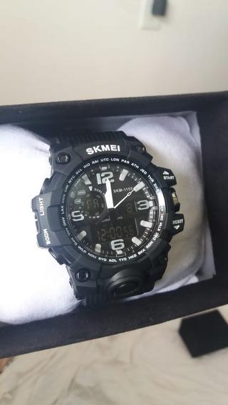Relógio Skmei 155 Masculino A Prova D