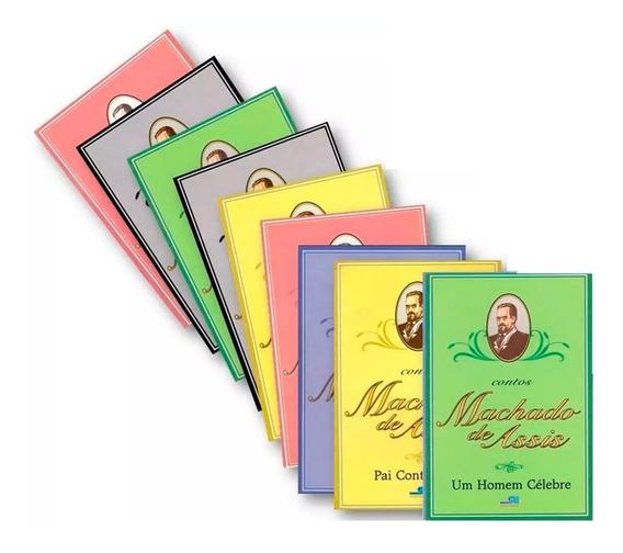 Contos Machado De Assis Missa Do Galo Com 9 Volumes