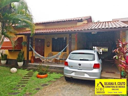 Campo&mar Ii- Casa 2 Qts(suíte E Closet) R$ 340 Mil - 255