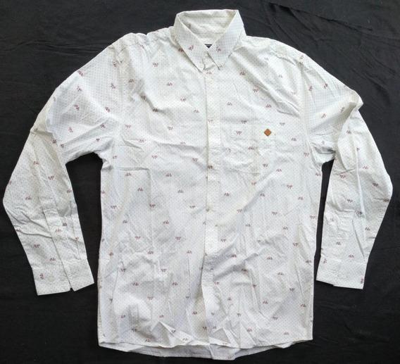 Camisa Urban Outfitters Original Xl Eg Bicicletas Hipster
