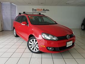 Volkswagen Golf Sportwagen Con Navegador