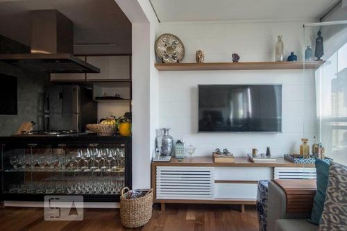 Apartamento À Venda - Campo Belo, 1 Quarto,  48 - S892809085