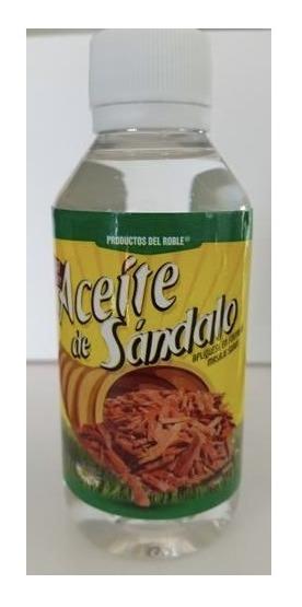 Aceite De Sándalo Hidrata Piel Y Para Masajes