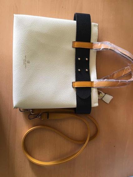 Bolso Para Dama (sandhamn Small Handbag) Con Asas Y Correa
