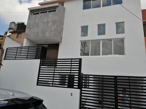 Estrene Preciosa Casa En Fuentes De Satelite Calle Cerrada