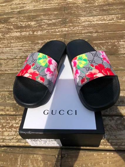 Gucci Sapatos Sandálias Chinelos
