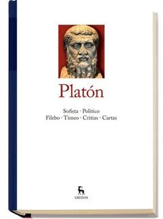 Grandes Pensadores Gredos Nº 06 Platon I I