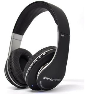 Fone De Ouvido On-ear Bluetooth Fm Micro Sd Eastgate Eg-211