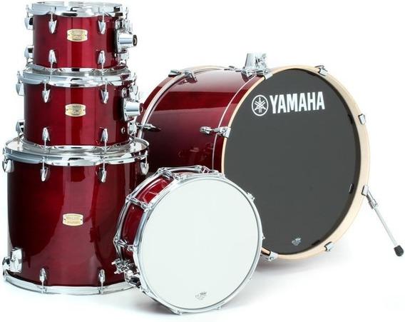 Yamaha Stage Custom Birch Cranberry Red (5p)