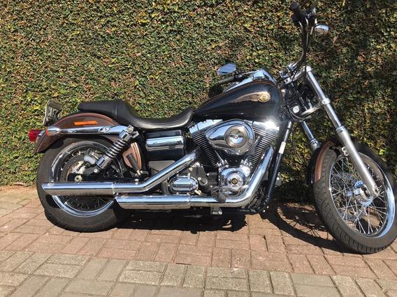 Harley Davidson Dyna Edição Limitada 110 Anos