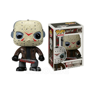 Funko Pop Friday The 13th Jason Voorhees Original Caja Aboll