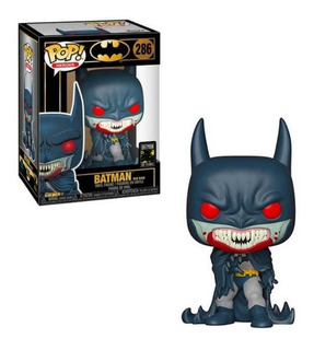 Funko Pop Heroes Batman 80th Batman Red Rain 286