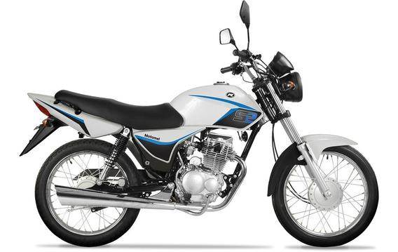 Motomel Cg 150 S2 (ahora 12 Y 18) Arizona Motos