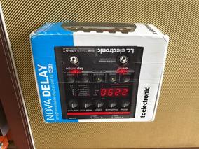 Pedal Tc Electronic Nova Delay Nd-1 Como Novo!