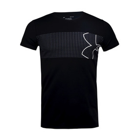 Playera Under Armour Chest Logo Mujer