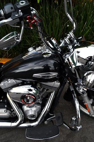 Imagen 1 de 15 de Poderosa Harley Davidson Dyna Switchback 1690 Equipada 6 Vel