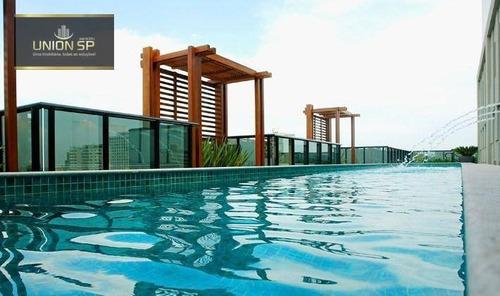 Imagem 1 de 11 de Apartamento Com 2 Dormitórios À Venda, 62 M² Por R$ 620.000,00 - Bela Vista - São Paulo/sp - Ap46100