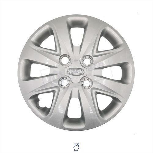 Taza De Rueda De Llanta Chapa 14 - Ford Ka 16/18 Original