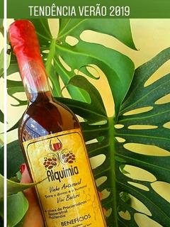 Vinho Vegano Rosé Artesanal