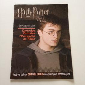 Livro Grandes Momentos Harry Potter E A Ordem Da Fênix A594