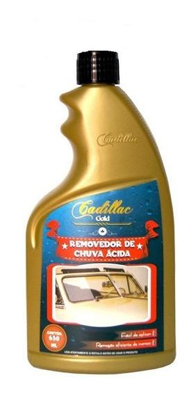 Removedor De Chuva Ácida Cadillac - 650 Ml (nova Fórmula)