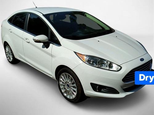 Imagem 1 de 14 de  Ford Fiesta Titanium Plus 1.6 16v Powershift Flex