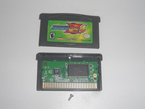Mega Man Zero 4 - Original Game Boy Advance