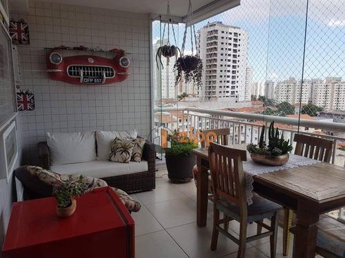 Imagem 1 de 20 de Apartamento Com 2 Dormitórios E 2 Banheiros À Venda, 92 M² Por R$ 760.000 - Lauzane Paulista - São Paulo/sp - Ap0049