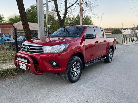 Toyota Hilux 2018 2.7 Cabina Doble Sr Mt
