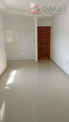 Cobertura Residencial À Venda, Jardim Santo André, Santo André. - Co0148