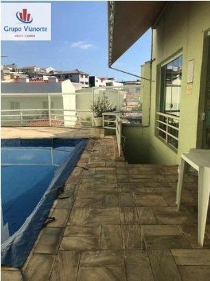 Sobrado A Venda No Bairro Jardim Santa Mônica Em São Paulo - 4517-1
