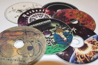 Estampado De Cd O Dvd - Impresión Y Grabado $ 35