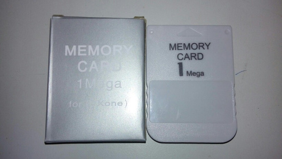 Memory Card Ps1, Psone, Playstation 1