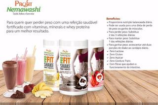 Suplenutri Shake Whey Protein Profit Nemawashi 550gr