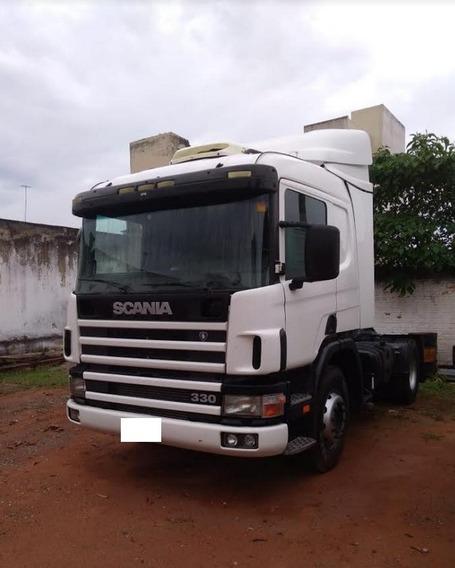 Caminhão Scania P-114 Ga 330 4x2 Nz 2004