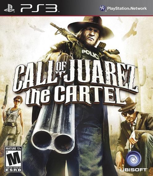Call Of Juarez The Cartel (novo, Original, Lacrado, M Física