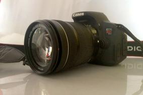 Câmera Canon T5i + Lente 18-135