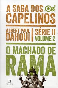 A Saga Dos Capilinos, Série 2, O Machado De Rama