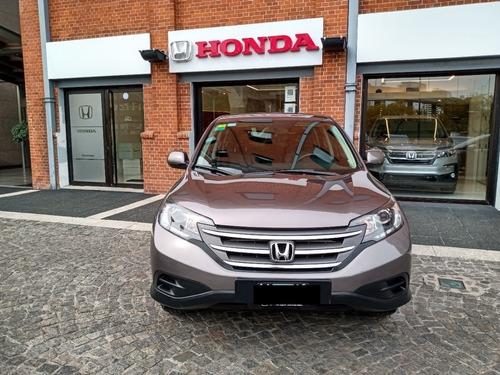 Honda Cr-v 2.4 Lx 2wd 185cv At 2013 93.000km Color Gris
