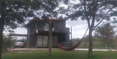 Villa Yacanto 2 Dormitorios A Estrenar Escritura