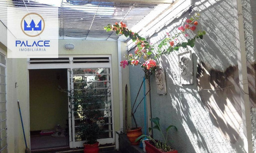 Imagem 1 de 13 de Casa Com 3 Dormitórios À Venda, 233 M² Por R$ 600.000,00 - Alto - Piracicaba/sp - Ca0181