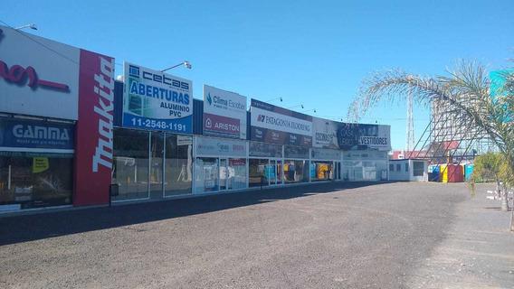 3 Locales Comerciales S/ Colectora - Escobar- Alquiler