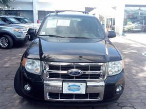 Ford Escape 3.0 Xlt Piel Limited Nav R17 At