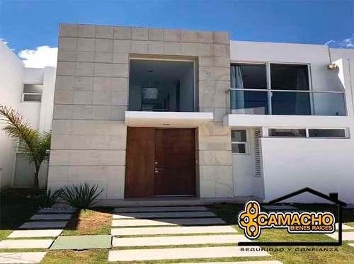 Casa En Venta O Renta En Lomas De Angelópolis Opc-0282