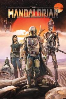 Serie Star Wars The Mandalorian Hd Español Latino