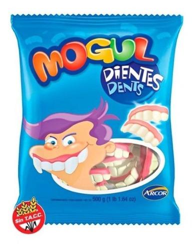 Gomitas Mogul Dientes X 500 Grs - Lollipop
