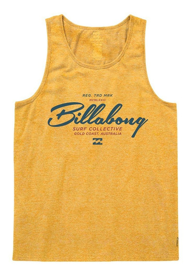 Musculosa Billabong New Hardwork